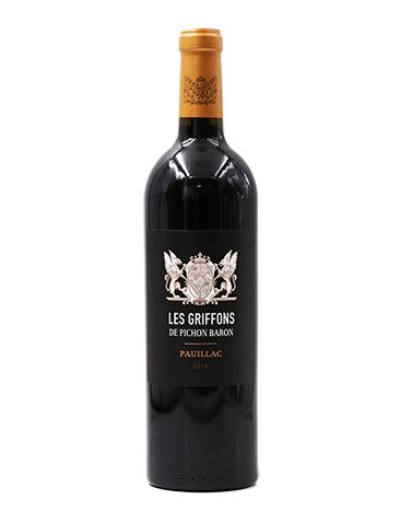 碧尚男爵狮鹫干红葡萄酒