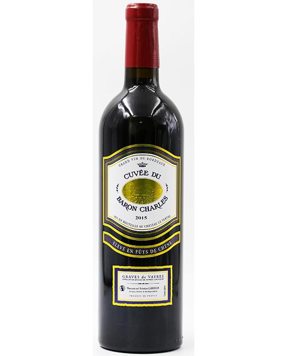 查尔斯男爵红葡萄酒