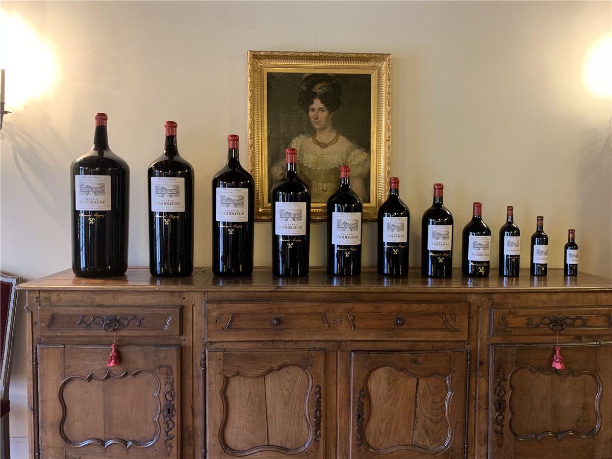 2019年1月14日爱醇法国采购部参观圣爱美隆列级酒庄