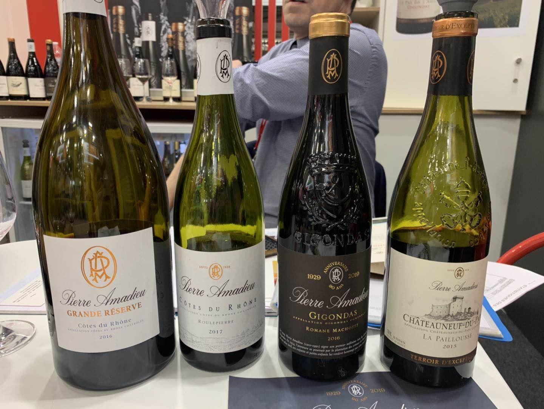 2019年2月13爱醇法国采购部参加Wine Paris巴黎酒展