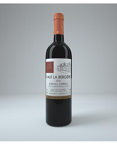 奥龙酒庄尚柏红葡萄酒