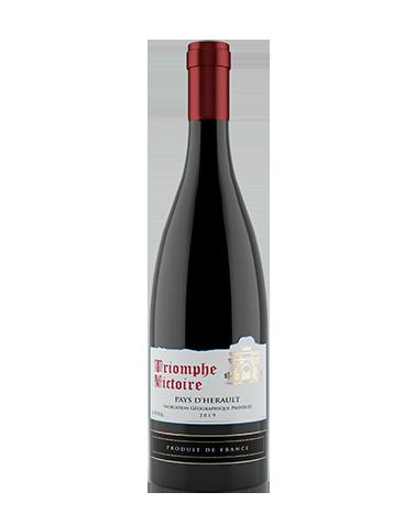 凯旋红葡萄酒