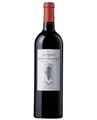 菲比富爵乌鸫红葡萄酒