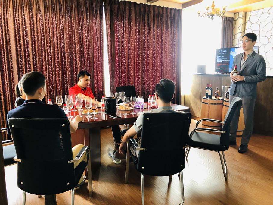 2021年 爱醇新酒品鉴会
